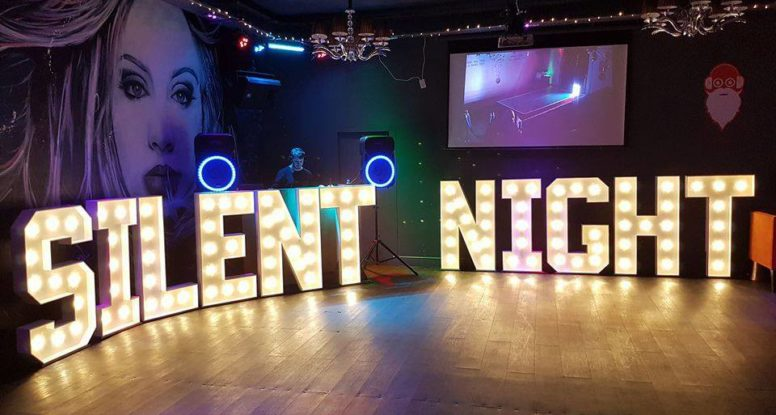 Christmas Party Time - Silent Disco Hire